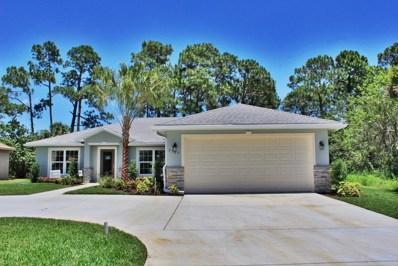 3785 SW Savona Boulevard, Port Saint Lucie, FL 34953 - #: RX-10489342