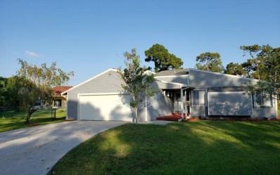 6004 Seagrape Drive, Fort Pierce, FL 34982 - #: RX-10490173