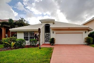 10100 Aqua Vista Way, Boca Raton, FL 33428 - #: RX-10491127