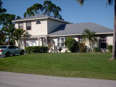 591 NW Kilpatrick Avenue, Port Saint Lucie, FL 34953 - #: RX-10492000
