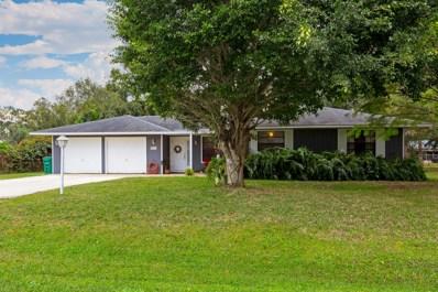 7105 Fort Walton Avenue, Fort Pierce, FL 34951 - #: RX-10492820