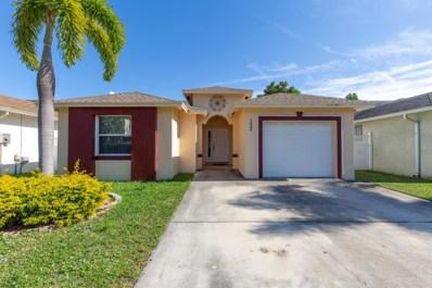 132 Amanda Street, Palm Springs, FL 33461 - #: RX-10493054