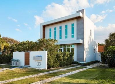 102 NE 11th Street, Delray Beach, FL 33444 - #: RX-10494916