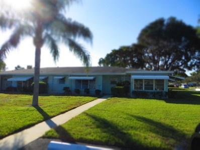 310 High Point Boulevard UNIT C, Delray Beach, FL 33445 - #: RX-10495381