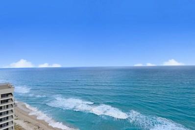 5200 N Ocean Drive UNIT 2103, Singer Island, FL 33404 - #: RX-10495426