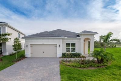 4754 SW Briarwood Court, Stuart, FL 34997 - #: RX-10495884