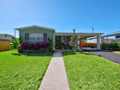 932 Andrews Road, West Palm Beach, FL 33405 - #: RX-10496275