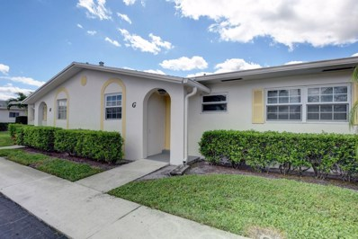 2630 Emory Drive E UNIT G, West Palm Beach, FL 33415 - #: RX-10496540