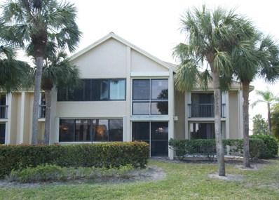10459 SE Terrapin Place UNIT D101, Tequesta, FL 33469 - #: RX-10497132