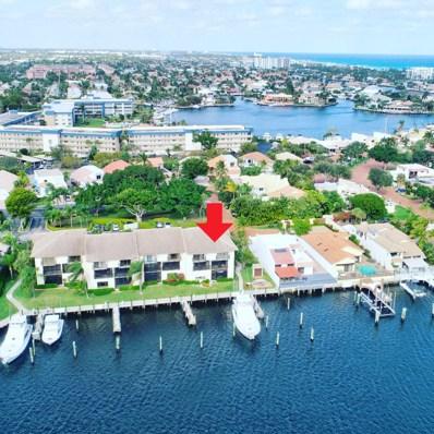 300 Captains Walk UNIT 101, Delray Beach, FL 33483 - #: RX-10498033