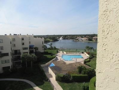 374 Golfview Road UNIT 602, North Palm Beach, FL 33408 - #: RX-10499305