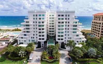2494 S Ocean Boulevard UNIT C-8, Boca Raton, FL 33432 - #: RX-10502049
