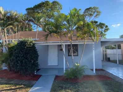 531 W 2nd Street, Riviera Beach, FL 33404 - #: RX-10502604