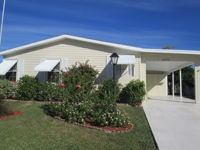 8392 Gallberry Circle, Port Saint Lucie, FL 34952 - #: RX-10502881