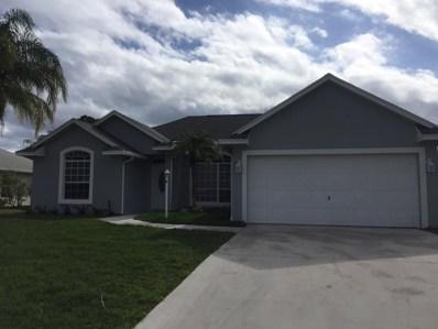 2674 SE Brevard Avenue, Port Saint Lucie, FL 34952 - #: RX-10503145