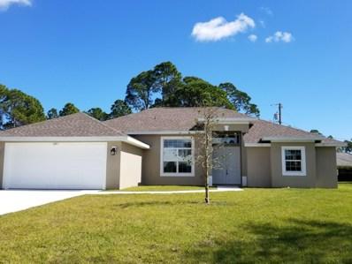 1885 SW Hudson Street, Port Saint Lucie, FL 34953 - #: RX-10503495