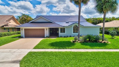 4556 White Cedar Lane, Delray Beach, FL 33445 - #: RX-10504861