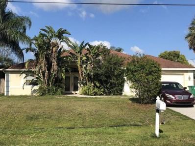 1809 SW Leafy Road, Port Saint Lucie, FL 34953 - #: RX-10506321