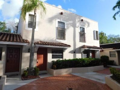 11739 NW 11th Street UNIT 11739, Pembroke Pines, FL 33026 - #: RX-10506495