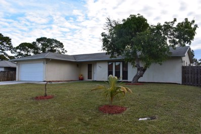 197 NW Carmelite Street, Port Saint Lucie, FL 34983 - #: RX-10511458