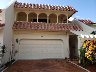 118 Harbor Circle, Delray Beach, FL 33483 - #: RX-10511837