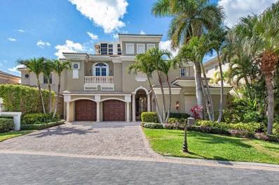 1002 Grand Court, Highland Beach, FL 33487 - #: RX-10511897