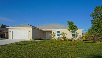3682 SW Parsons Street, Port Saint Lucie, FL 34953 - #: RX-10514102