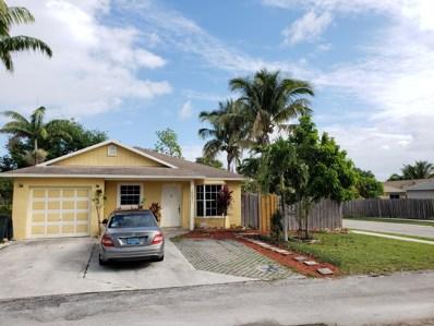 10071 Boynton Place Circle, Boynton Beach, FL 33437 - #: RX-10515216
