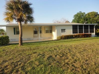 484 Thames Bluff Ridge UNIT 47, Fort Pierce, FL 34950 - #: RX-10515610
