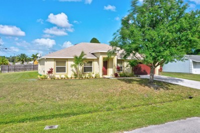 1897 SW Cecelia Lane, Port Saint Lucie, FL 34953 - #: RX-10517156