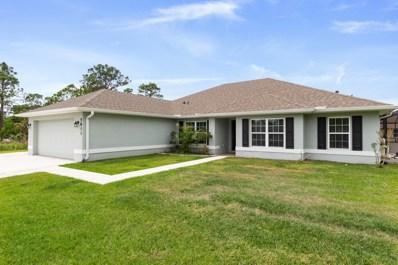 5811 Palm Drive, Fort Pierce, FL 34982 - #: RX-10518347
