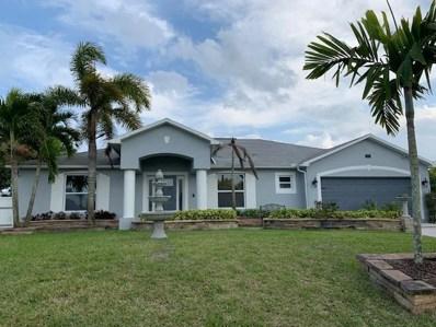 968 SW Cleary Terrace, Port Saint Lucie, FL 34953 - #: RX-10518433