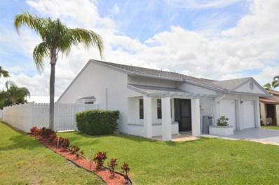 14 Thurlow Drive, Boynton Beach, FL 33426 - #: RX-10518473