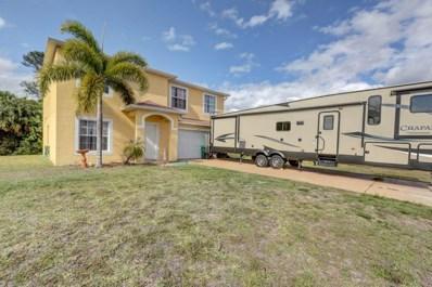 1069 SW Jericho Avenue, Port Saint Lucie, FL 34953 - #: RX-10518858