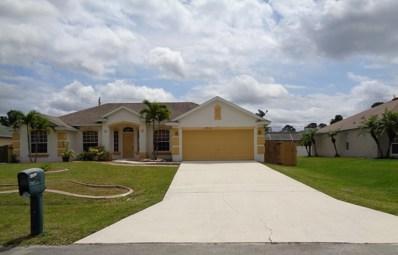 1941 SW Logan Street, Port Saint Lucie, FL 34953 - #: RX-10519319
