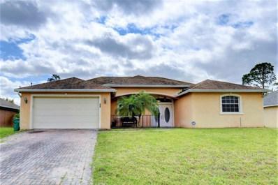 2009 SW Catalina Terrace, Port Saint Lucie, FL 34953 - #: RX-10519535