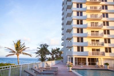 3221 S Ocean Blvd UNIT #702, Highland Beach, FL 33487 - #: RX-10519786