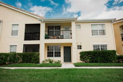 120 SW Peacock Boulevard UNIT 11-102, Port Saint Lucie, FL 34986 - #: RX-10520519
