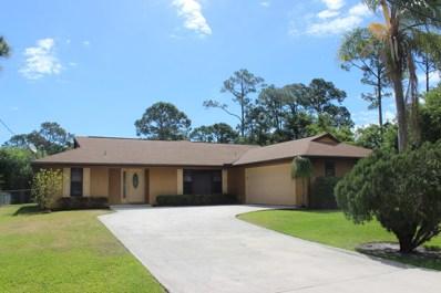 5802 Palm Drive, Fort Pierce, FL 34982 - #: RX-10520712