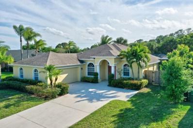 714 NE Galilean Street, Port Saint Lucie, FL 34983 - #: RX-10521260