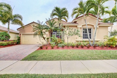 9547 Lantern Bay Circle, West Palm Beach, FL 33411 - #: RX-10525519