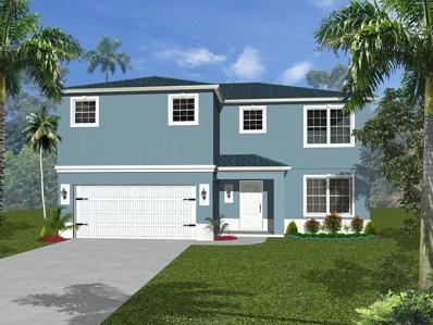 3791 SW Kakopo Street, Port Saint Lucie, FL 34953 - #: RX-10526654