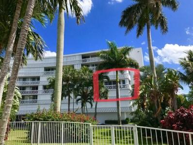 2505 S Ocean Boulevard UNIT 417, Palm Beach, FL 33480 - #: RX-10526700