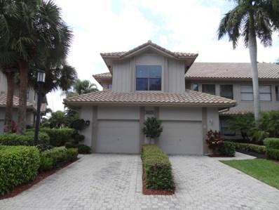 16825 Isle Of Palms Drive UNIT B, Delray Beach, FL 33484 - #: RX-10529237