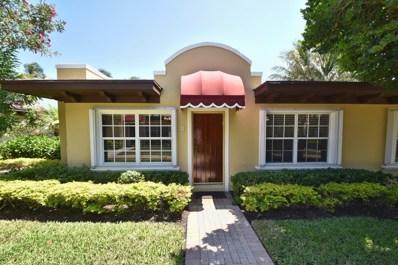 1855 S Ocean Boulevard UNIT 9, Delray Beach, FL 33483 - #: RX-10530763