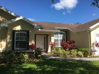 2350 SW Wynnewood Street, Port Saint Lucie, FL 34953 - #: RX-10533210