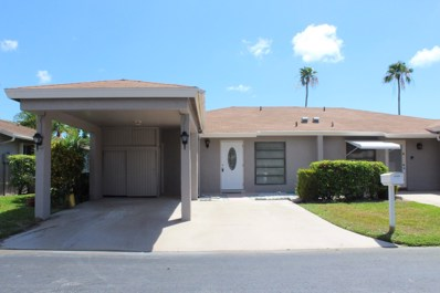 6667 Moonlit Drive UNIT 6667, Delray Beach, FL 33446 - #: RX-10534991