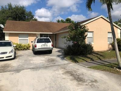 5636 Priscilla Lane, Lake Worth, FL 33463 - #: RX-10535299