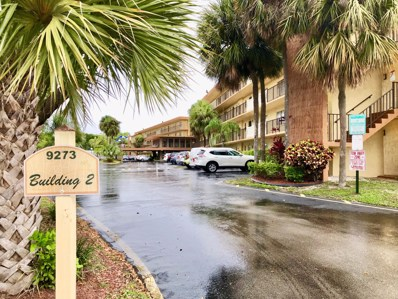 9273 SW 8th Street UNIT 116, Boca Raton, FL 33428 - #: RX-10536791