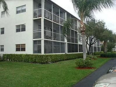 233 Suffolk F UNIT 233-F, Boca Raton, FL 33434 - #: RX-10538121